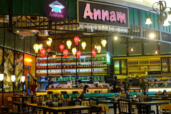 Annam Noodle Bar Newport Mall Resorts World Manila