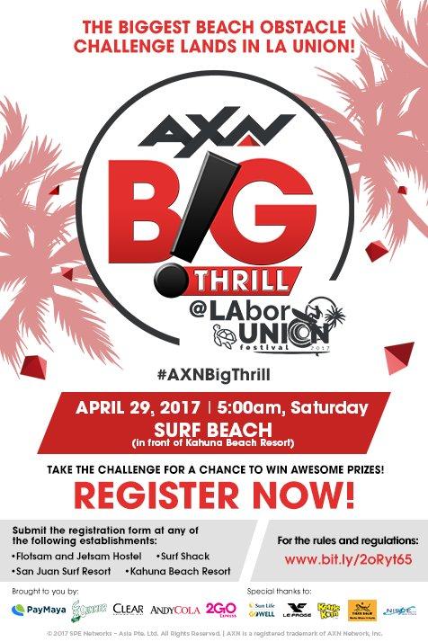 AXN Big Thrill
