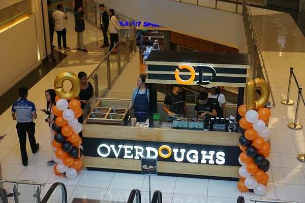 Overdoughs Century City Mall