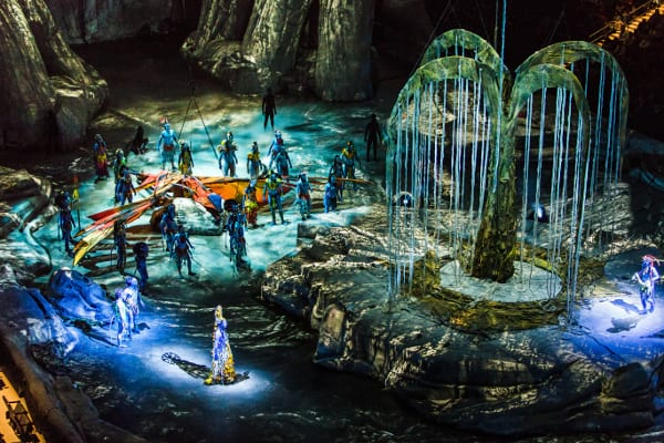 TORUK The First Flight by Cirque du Soleil
