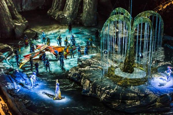 TORUK The First Flight by Cirque du Soleil