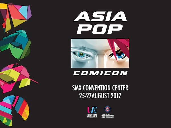 AsiaPop Comicon Manila