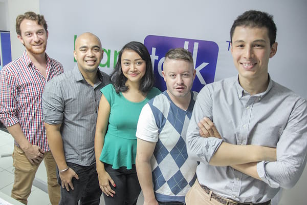 Learntalk Department Heads