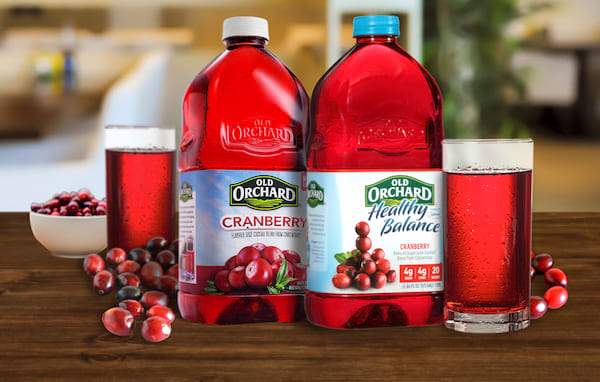 Old Orchard Cranberry