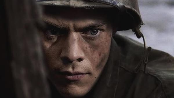 Harry Styles stars in Dunkirk