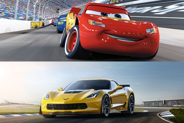Ride The Lightning Here S How The Cars 3 Characters Look Like