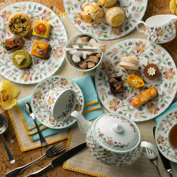 MaArTEA AT THE PENINSULA MANILA: AFTERNOON TEA FOR A CAUSE