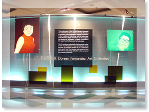 The Museum at De La Salle University