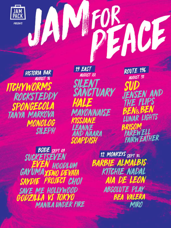 Jam For Peace