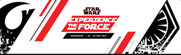 Star Wars: Experience the Force Singapore Festival