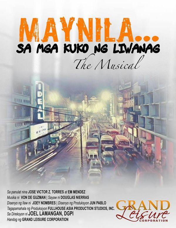 Maynila: Sa Mga Kuko Ng Liwanag