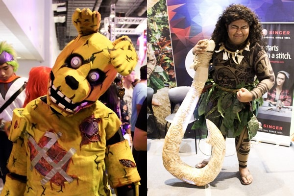 AsiaPOP Comicon Cosplay