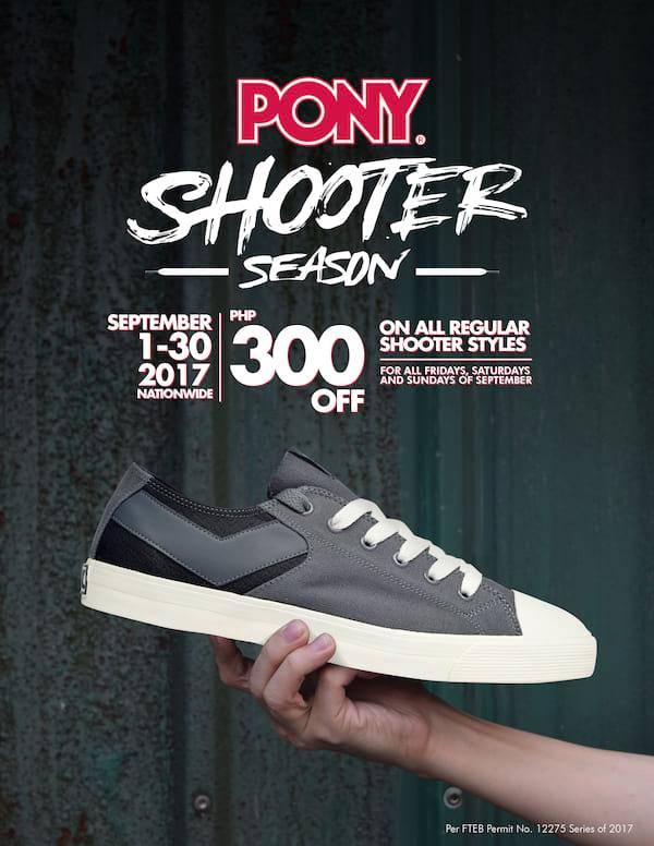 20c09b7fdfe0 Pony Footwear Philippines - Style Guru  Fashion