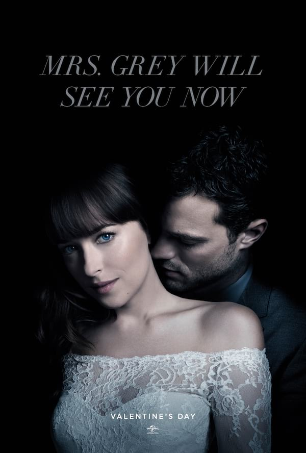 Watch Fifty Shades Free Announces Valentine S Day 2018 Opening