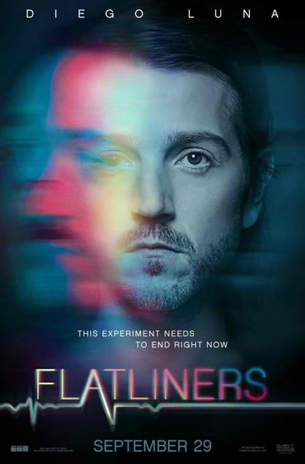 Flatliners clickthecity movies character banners unveiled for flatliners cast sep 12 2017 1040 am stopboris Images