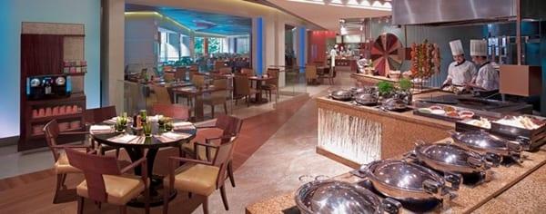 Circles Event Cafe at Makati Shangri-La