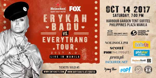 Badu VS Everythang