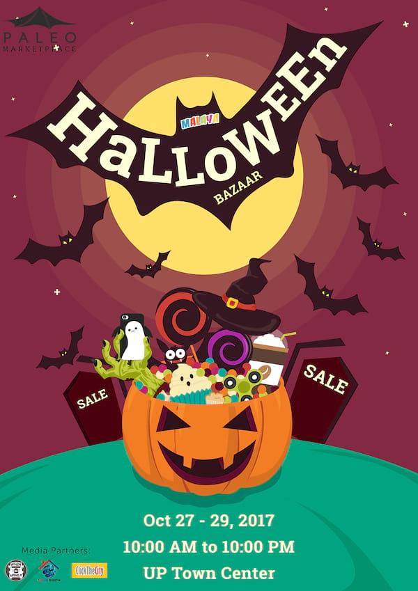 Malaya: A Halloween Themed Bazaar