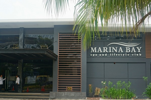Marina Bay Spa and Lifestyle Club Pasay City