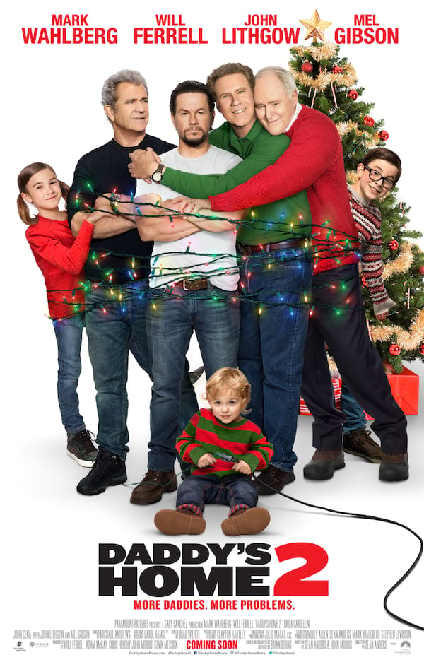 WATCH: \'Daddy\'s Home 2\' Levels Up the Gags in New Trailer ...