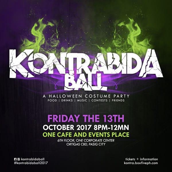 Kontrabida Ball 2017