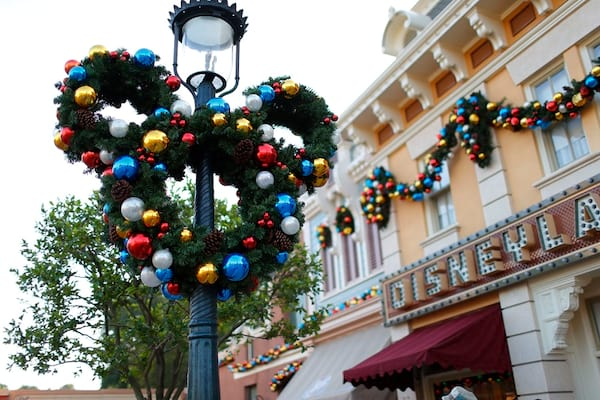 Christmas In Disneyland Hong Kong.Wish We Were Here Celebrating A Magical Fairy Tale