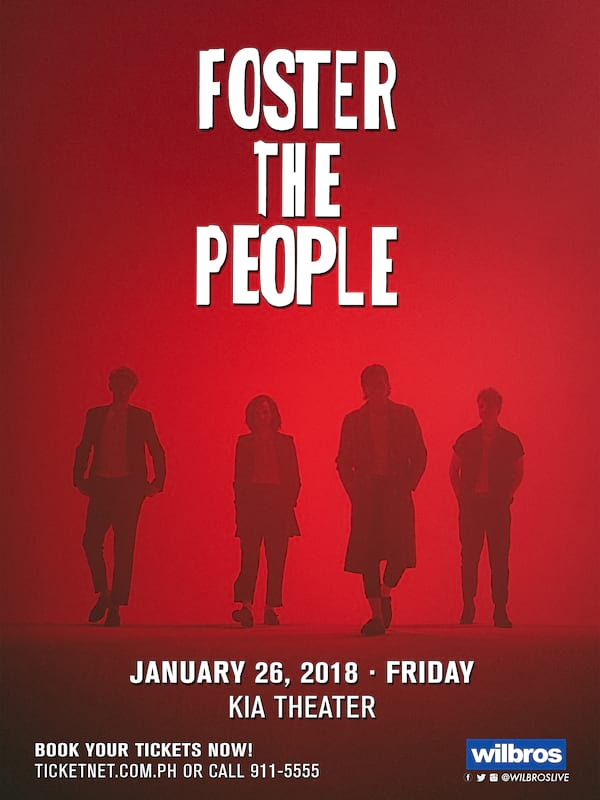 Poster The People
