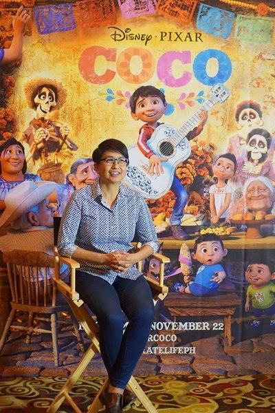 Gini Santos Disney Pixar Coco