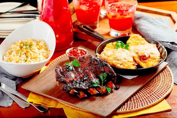 tgi fridays southwoods mall biñan laguna american restaurant