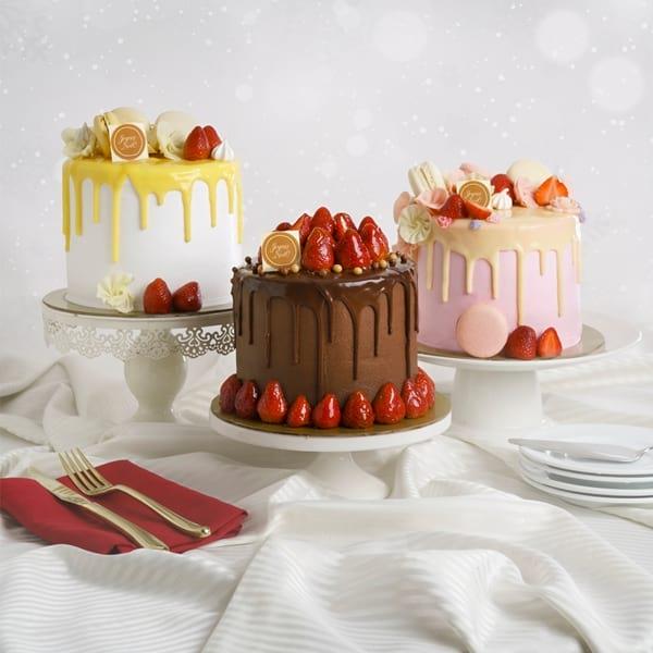 Bizu's Christmas Cakes
