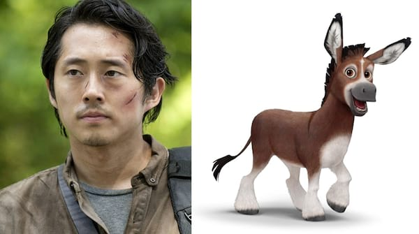 Steven Yeun is Bo in The Star