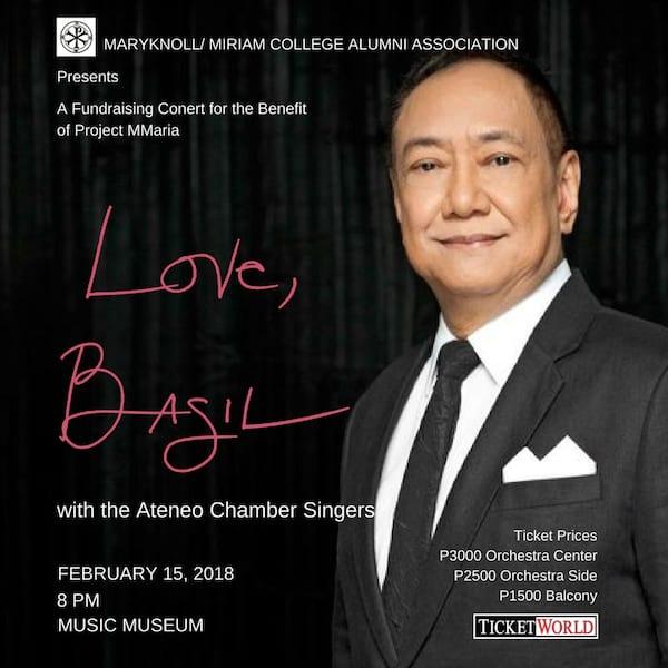 Love, Basil