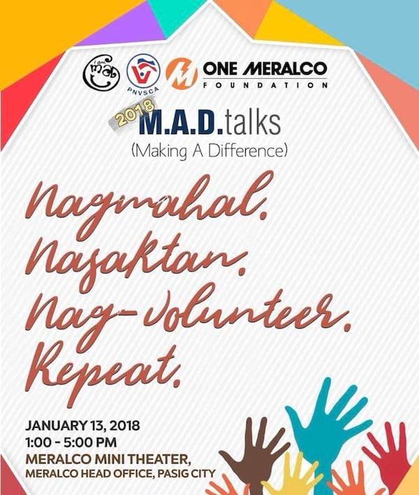 Mad Talks 2018