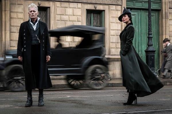 Warner Bros. Fantastic Beasts: The Crimes of Grindelwald