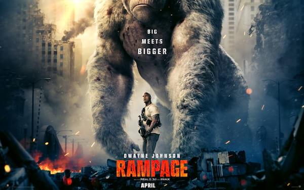 Warner Bros. Rampage
