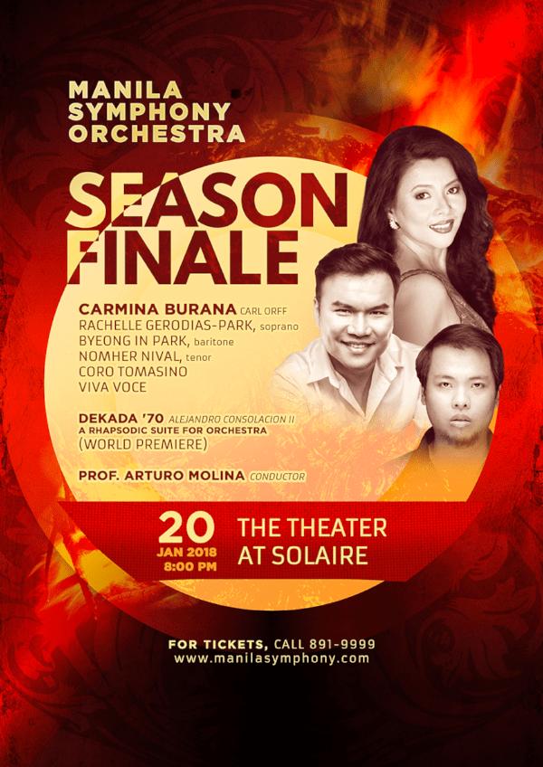 The Manila Symphony Finale