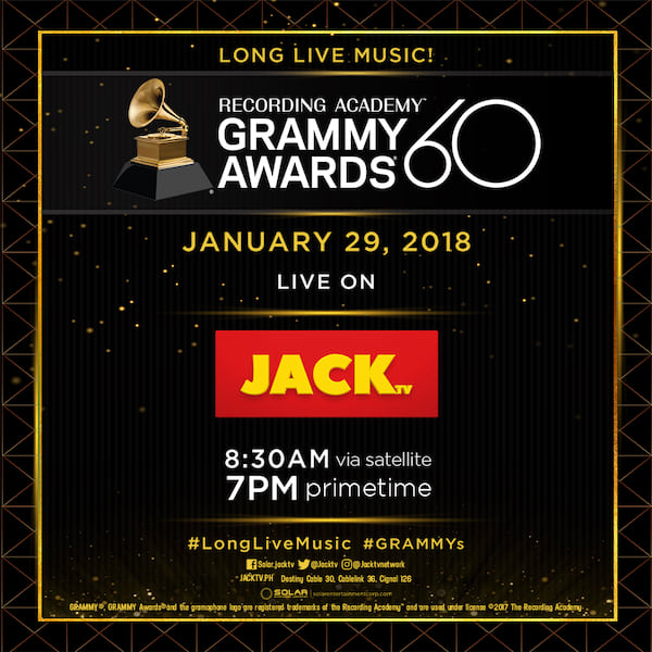 JackTV Grammy Awards