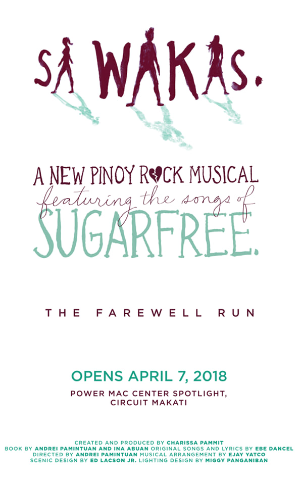 Sa Wakas, A Pinoy Rock Musical
