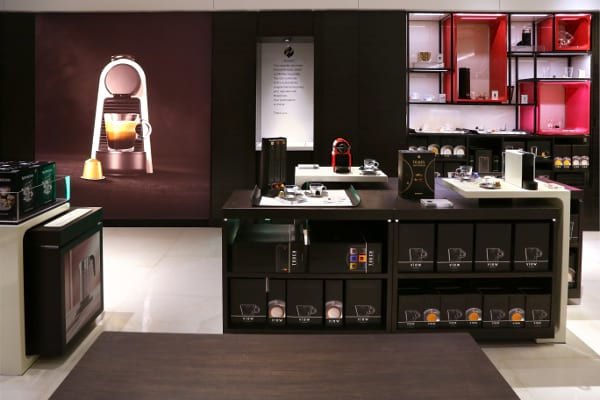 Nespresso Boutique Power Plant Mall Rockwell