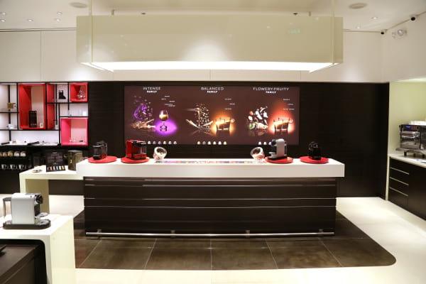 Nespresso Boutique Rockwell