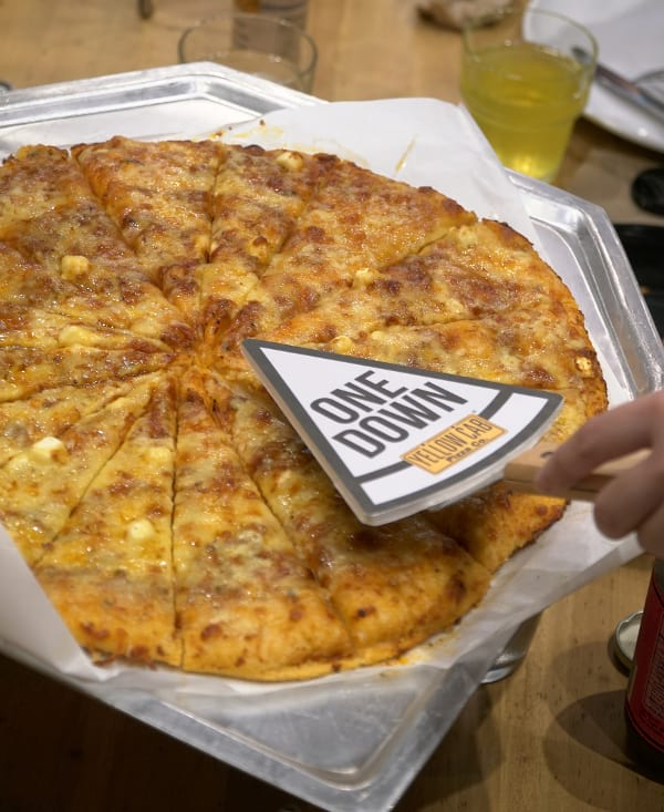 Yellow Cab Unlipizza