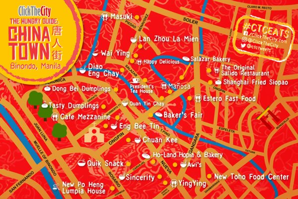 The Hungry Guide Chinatown Binondo ClickTheCity