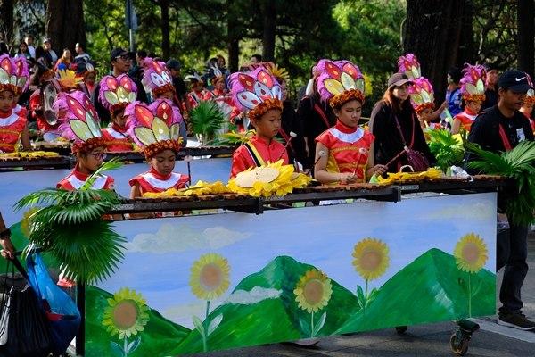23rd Panagbenga Festival Baguio
