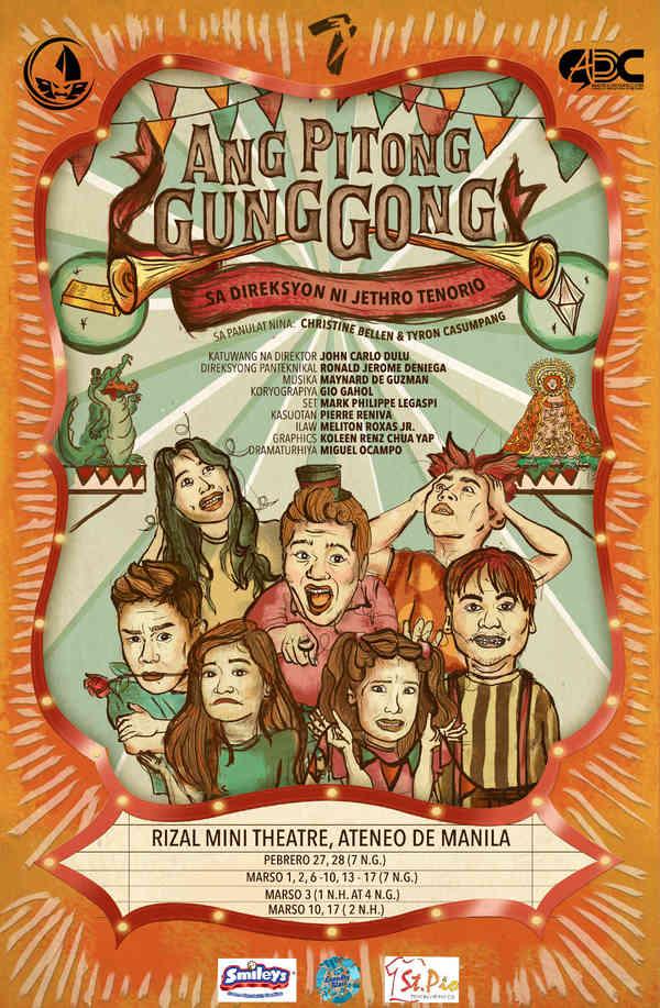 Ang Pitong Gunggong