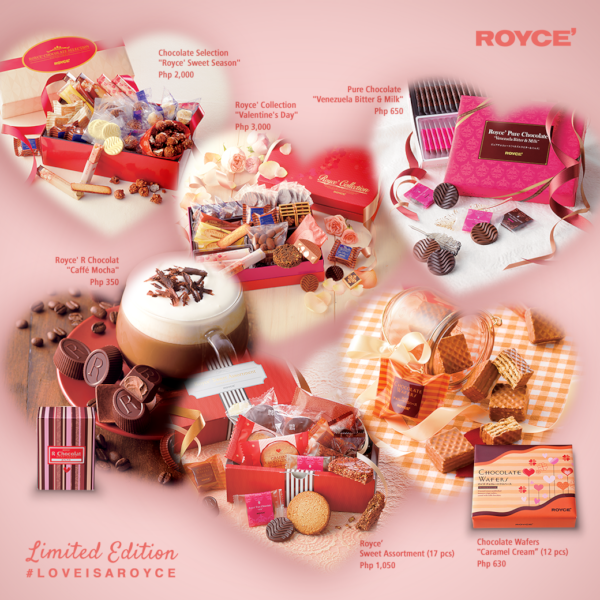 Royce Chocolates White Day