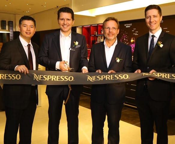 Nespresso Boutique Rockwell