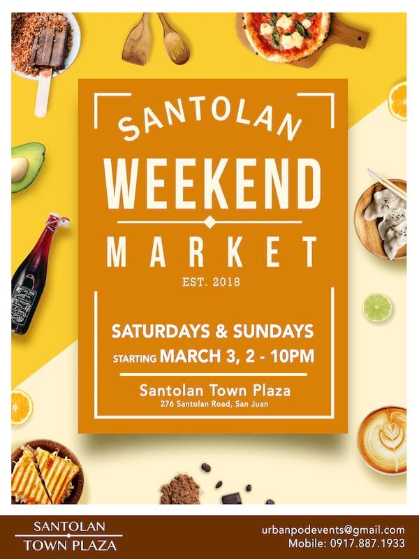 Santolan Weekend Market
