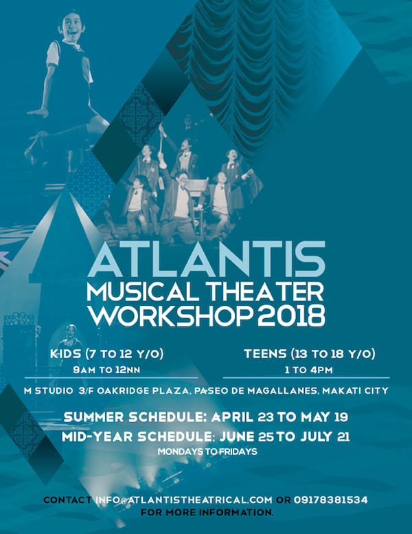 Atlantis Workshop