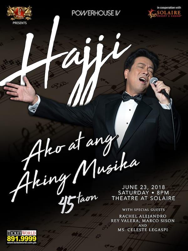 Hajji: Ako at Aking Musika