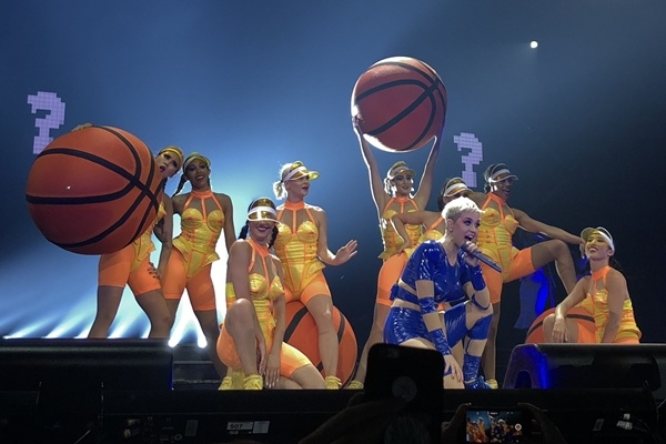 Katy Perry Live in Manila 2018 The Witness Tour